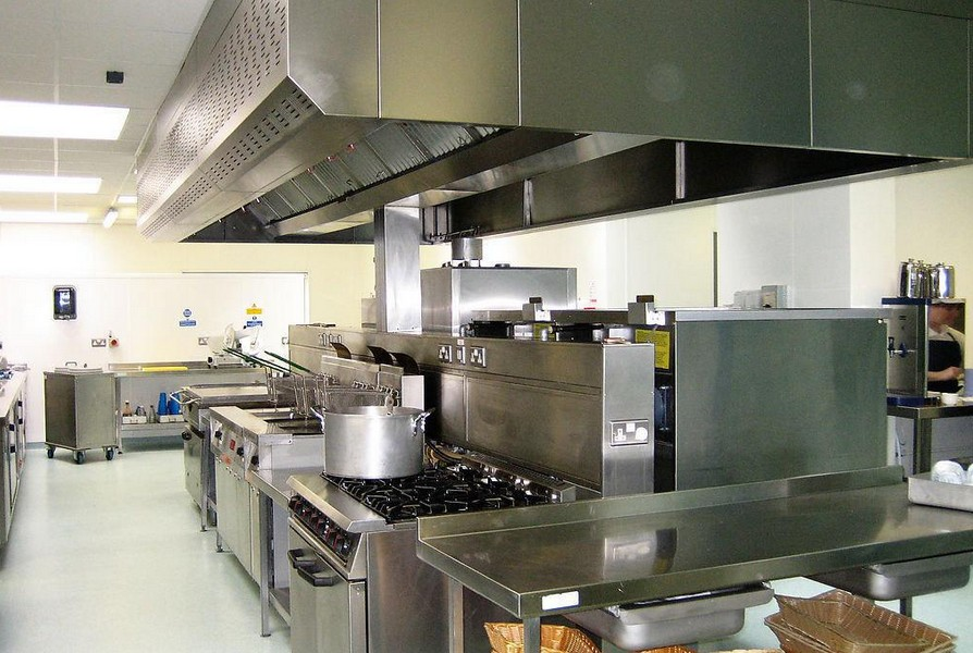 餐飲店廚房如何設計合理